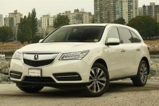 Used 2015 Acura MDX Tech at for sale in Vancouver, BC
