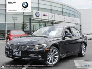 Used 2013 BMW 320i xDrive Sedan for sale in Oakville, ON