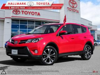 Used 2015 Toyota RAV4 AWD XLE 50th Anniversary Ed. for sale in Mono, ON