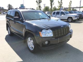Used 2006 Jeep Grand Cherokee 4DR LAREDO 4WD for sale in Coquitlam, BC