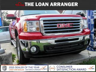 Used 2013 GMC Sierra 1500 SLT for sale in Barrie, ON