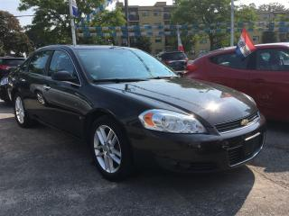 Used 2008 Chevrolet Impala LTZ for sale in North York, ON