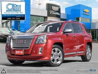 Used 2014 GMC Terrain Denali for sale in North York, ON