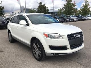 Used 2007 Audi Q7 4.2 Premium (A6) for sale in Mississauga, ON