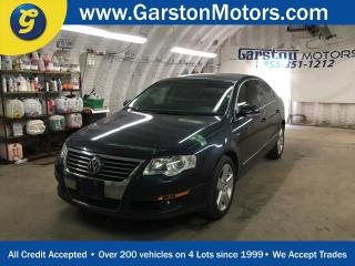 Used 2007 Volkswagen Passat 2.0T*****AS IS CONDITION AND APPEARANCE****WOLFSBURG EDITION*LEATHER*POWER SUNROOF*KEYLESS ENTRY*ALLOYS*HEATED FRONT SEATS* for sale in Cambridge, ON