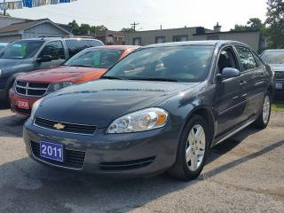 Used 2011 Chevrolet Impala LT,certified..LOW KMS!!! for sale in Oshawa, ON