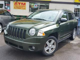 Used 2008 Jeep Compass sport 4x4 for sale in Dundas, ON