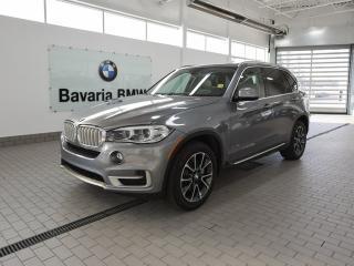 Used 2014 BMW X5 xDrive50i xLine for sale in Edmonton, AB