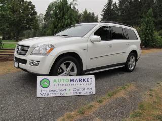 Used 2009 Mercedes-Benz GL320 Bluetech, Loaded, Insp, warr for sale in Surrey, BC