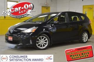 Used 2015 Toyota Prius V TWO AUTO A/C REAR CAM ALLOYS BLUETOOTH for sale in Ottawa, ON