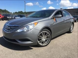Used 2013 Hyundai Sonata GL 5 PASSENGER HEATED FRONT SEATS for sale in St Catharines, ON