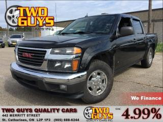 Used 2008 GMC Canyon SLE 5 PASSENGER CHROME MAGS for sale in St Catharines, ON