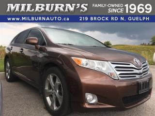Used 2009 Toyota Venza V6/AWD/Leather/Nav./Pano. roof for sale in Guelph, ON