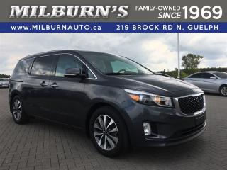 Used 2015 Kia Sedona SX for sale in Guelph, ON