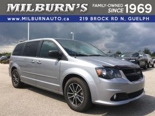 Used 2014 Dodge Grand Caravan SXT Plus w/ DVD for sale in Guelph, ON