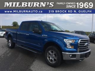 Used 2016 Ford F-150 XLT/XTR 4x4 for sale in Guelph, ON