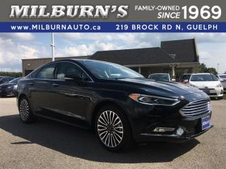 Used 2017 Ford Fusion SE / AWD for sale in Guelph, ON