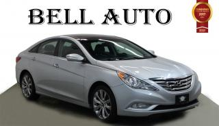 Used 2012 Hyundai Sonata 2.0T LIMITED PANORAMIC ROOF PUSH START for sale in North York, ON