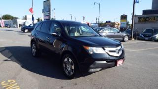 Used 2008 Acura MDX Tech/Entertainment Pkg/BACKUP CAMERA/NAVI/$10900 for sale in Brampton, ON