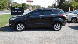 Used 2014 Ford Escape SE for sale in Marmora, ON