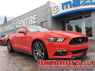 Used 2015 Ford Mustang GT Premium 5.0 -Automatic -TORONTO for sale in North York, ON
