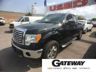 Used 2010 Ford F-150 XLT, 4X4, 4DOOR for sale in Brampton, ON