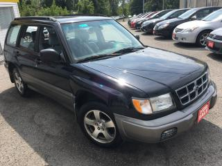 Used 2000 Subaru Forester s/AUTO/AWD/LOADED/ALLOYS for sale in Scarborough, ON