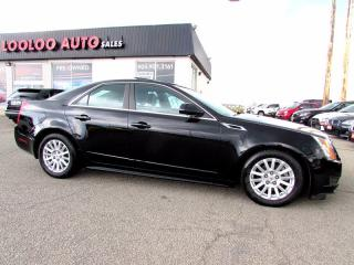 Used 2012 Cadillac CTS CTS4 AWD Panoramic Sunroof Certified 2YR Warranty for sale in Milton, ON