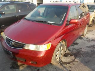 Used 2002 Honda Odyssey (U.S.) for sale in Innisfil, ON