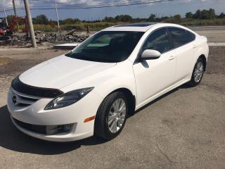 Used 2009 Mazda MAZDA6 GS for sale in Hornby, ON