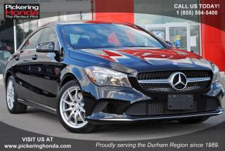 Used 2017 Mercedes-Benz CLA 250 LEATHER NAVIGATION SUNROOF for sale in Pickering, ON