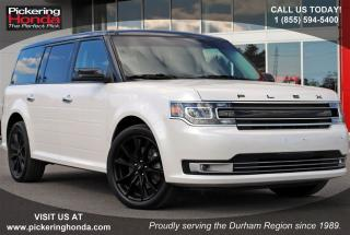 Used 2017 Ford Flex Limited LEATHER NAVI REMOTE STARTER for sale in Pickering, ON