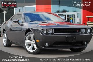 Used 2013 Dodge Challenger R/T LEATHER SUNROOF REMOTE START for sale in Pickering, ON