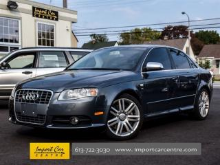 Used 2007 Audi S4 4.2 (A6) for sale in Ottawa, ON