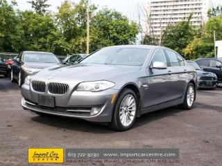 Used 2011 BMW 5 Series 535i xDrive PRICE REDUCED!!  CALL! for sale in Ottawa, ON