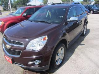 Used 2011 Chevrolet Equinox LTZ for sale in Hamilton, ON