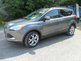 Used 2014 Ford Escape SE AWD PANO ROOF for sale in Beaverton, ON