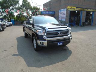 Used 2015 Toyota Tundra SR5 DOUBLE CAB 4X4 for sale in North York, ON