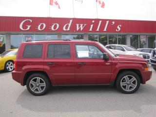 Used 2009 Jeep Patriot NORTH! CLEAN CARPROOF! for sale in Aylmer, ON
