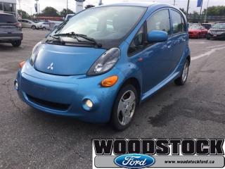 Used 2012 Mitsubishi i-MiEV Base - Heated Seats -  Fog Lights for sale in Woodstock, ON