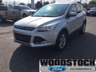 Used 2014 Ford Escape SE Certified PRE Owned 1.99% OAC UP TO 72 MOS for sale in Woodstock, ON