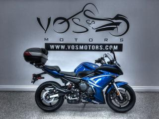 Used 2009 Yamaha FZ6R **Free Delivery in the GTA for sale in Concord, ON