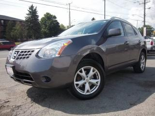 Used 2009 Nissan Rogue SL for sale in Whitby, ON