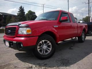 Used 2008 Ford Ranger SPORT for sale in Whitby, ON