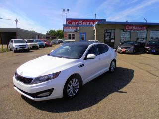Used 2013 Kia Optima LX for sale in Brampton, ON