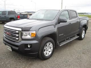 Used 2016 GMC Canyon 4WD SLE for sale in Thunder Bay, ON