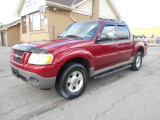 Used 2003 Ford Explorer Sport Trac XLT 4X4 4.0L V6 Sunroof Certified 181,000KMs for sale in Etobicoke, ON