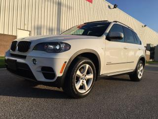 Used 2011 BMW X5 35i Premium Executive Pkg for sale in Mississauga, ON