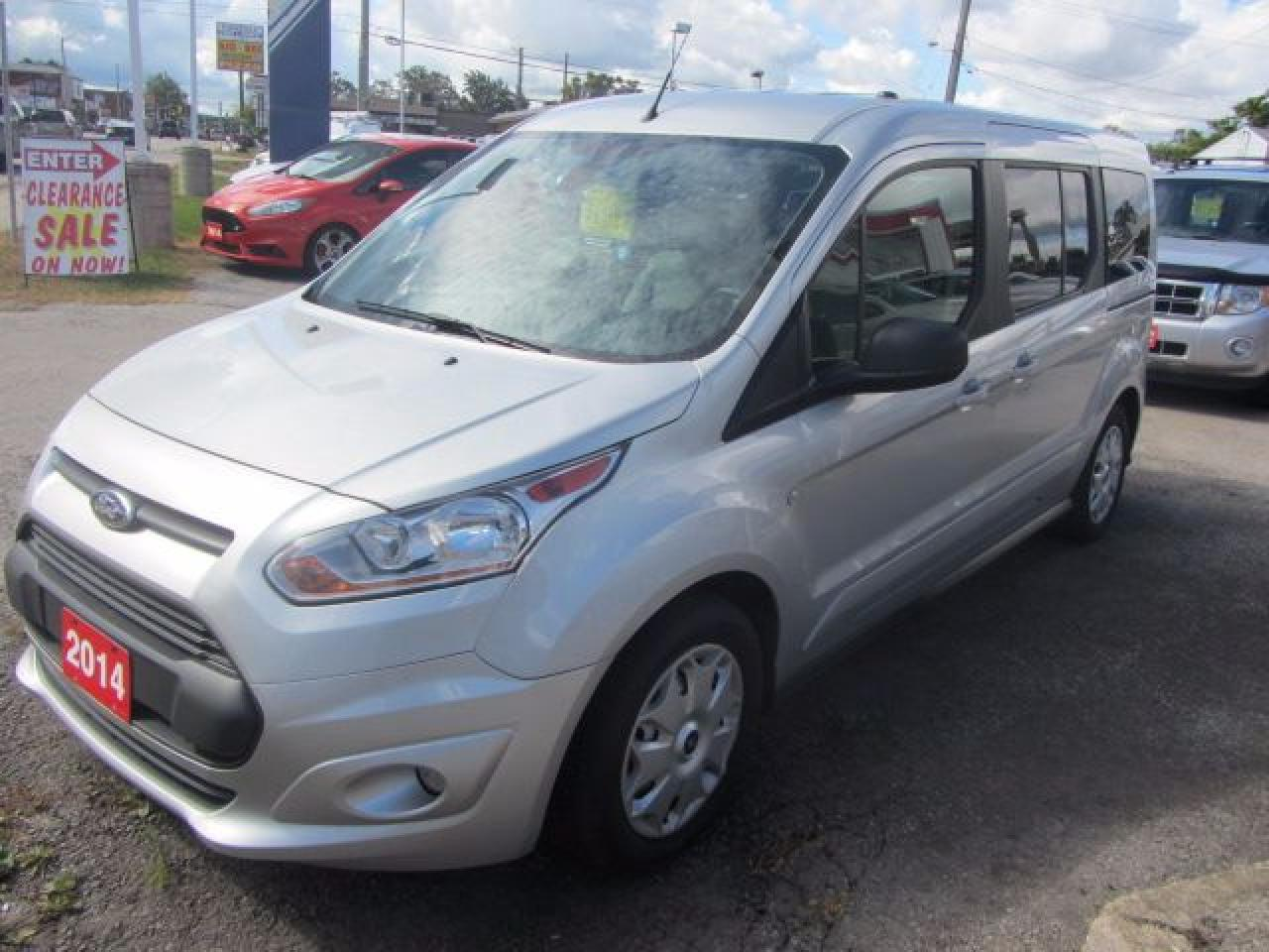 2014 Ford Transit XLT