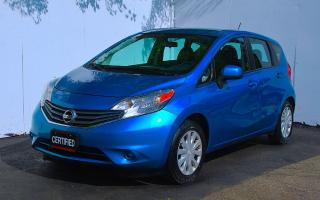 Used 2014 Nissan Versa Note SV, 1,6 L, back up camera for sale in Mississauga, ON